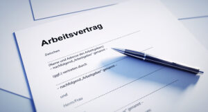 Arbeitsvertrag - Arbeitsrecht - Rechtsanwalt David Urbanik - Fachanwalt Medizinrecht - Fachanwalt Verkehrsrecht