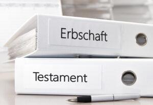 Rechtsanwalt Urbanik hilft bei Erbschaft und Testament